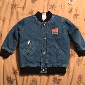 Disney Pooh denim jacket